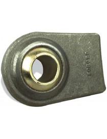 Rotule à souder plate diamètre 28 Catégorie 2 universelle