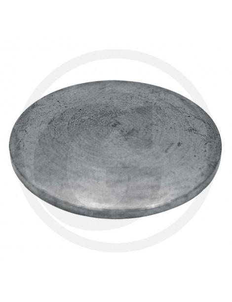 Pastille de sablage (antigel) bombée diamètre 30
