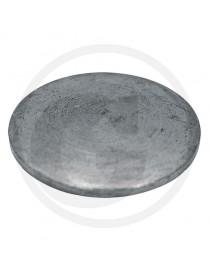 Pastille de sablage (antigel) bombée diamètre 22