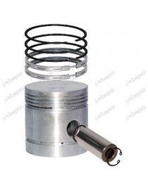 Piston et segments tracteur Massey Ferguson TEA 20 TED 20 B1206