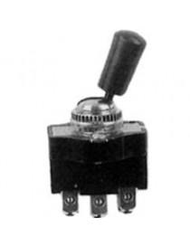 Interrupteur de clignotant à levier universel 3 positions