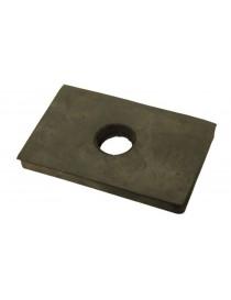 Silent bloc (tampon) de radiateur Massey Ferguson 180705M1
