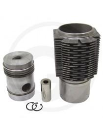 Chemise Piston Segment moteur AKD311Z (cylindrée complète) Renault N73 ,D16