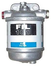 Filtre à carburant complet Massey Ferguson 883786M91