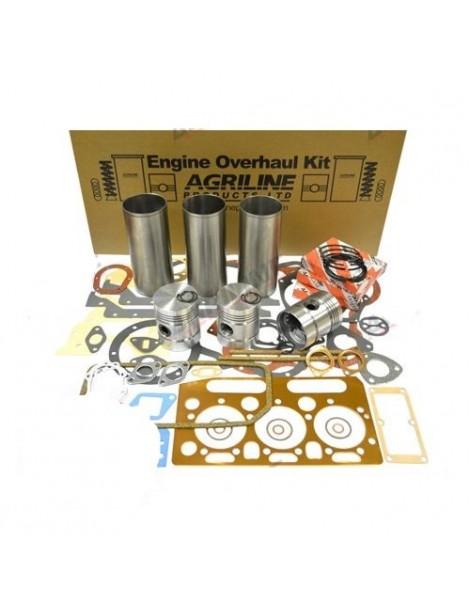 Kit de révision moteur tracteur Renault Massey Fergsuon moteur Perkins P3