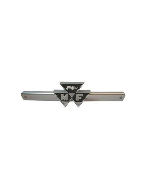 Emblème sur calandre Massey Ferguson 1860156M91