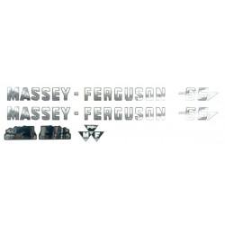 Jeu d'autocollants Massey Ferguson 65 3900333M91