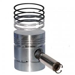 Chemise Piston Segment (cylindrée complète) Massey Ferguson moteur A3.152 A4.203 3640482M91