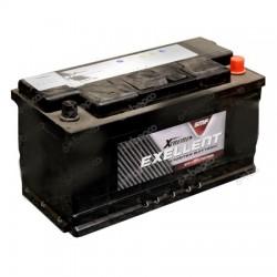 Batterie universelle tracteur 12 volts 88 AH 640 A 353 x 175 x 190
