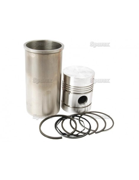 Chemise Piston Segment (Cylindrée complète) Massey Ferguson TEF20 FF30DS 883015M91
