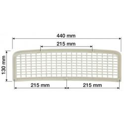 Grille de calandre supérieur tracteur Fiat Someca 4556270