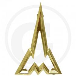 Embleme de calandre Deutz
