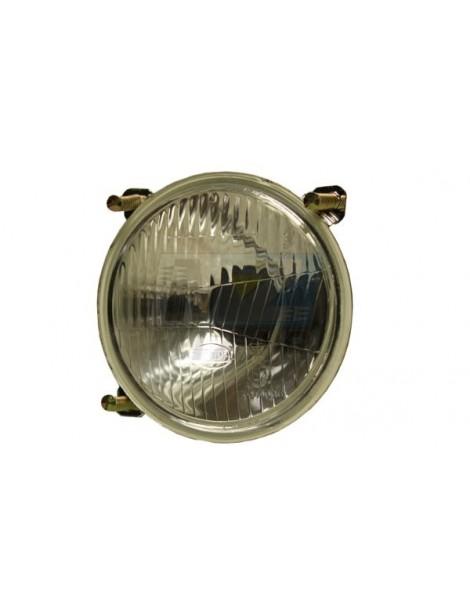 Optique de phare avant gauche tracteur Massey Ferguson 1621206M1