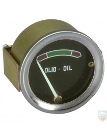 Manomètre de pression d'huile tracteur Fiat Someca 79028289