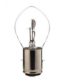 Ampoule blanche 2 ergots 12 volts 45/40W BA20D