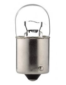 Ampoule blanche 2 ergots 12 volts 21W BA15S