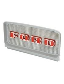Grille de calandre supérieure tracteur Ford C9NN8A163AG 81823928