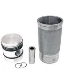 Chemise-Piston-Segment (cylindrée complète) Case IH IHC 714852R98